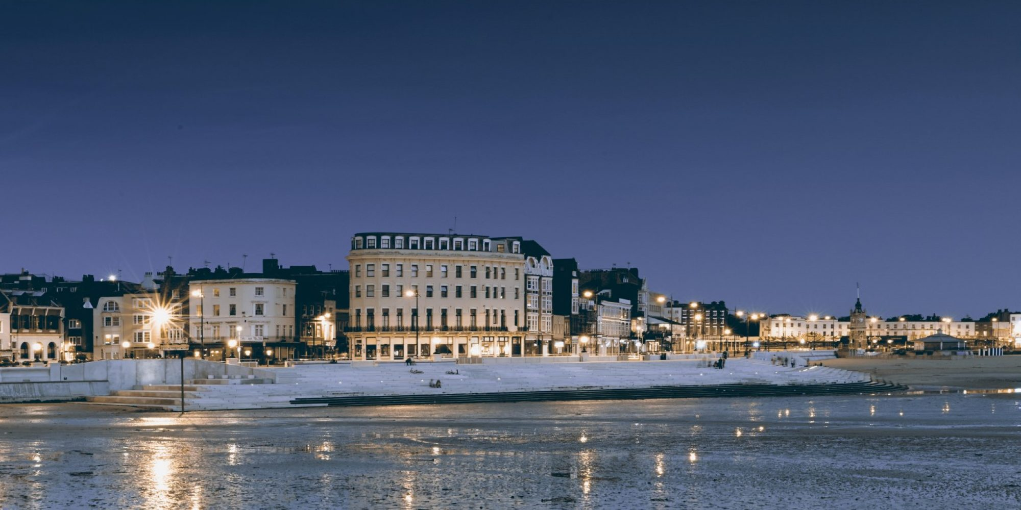 Margate at Night
