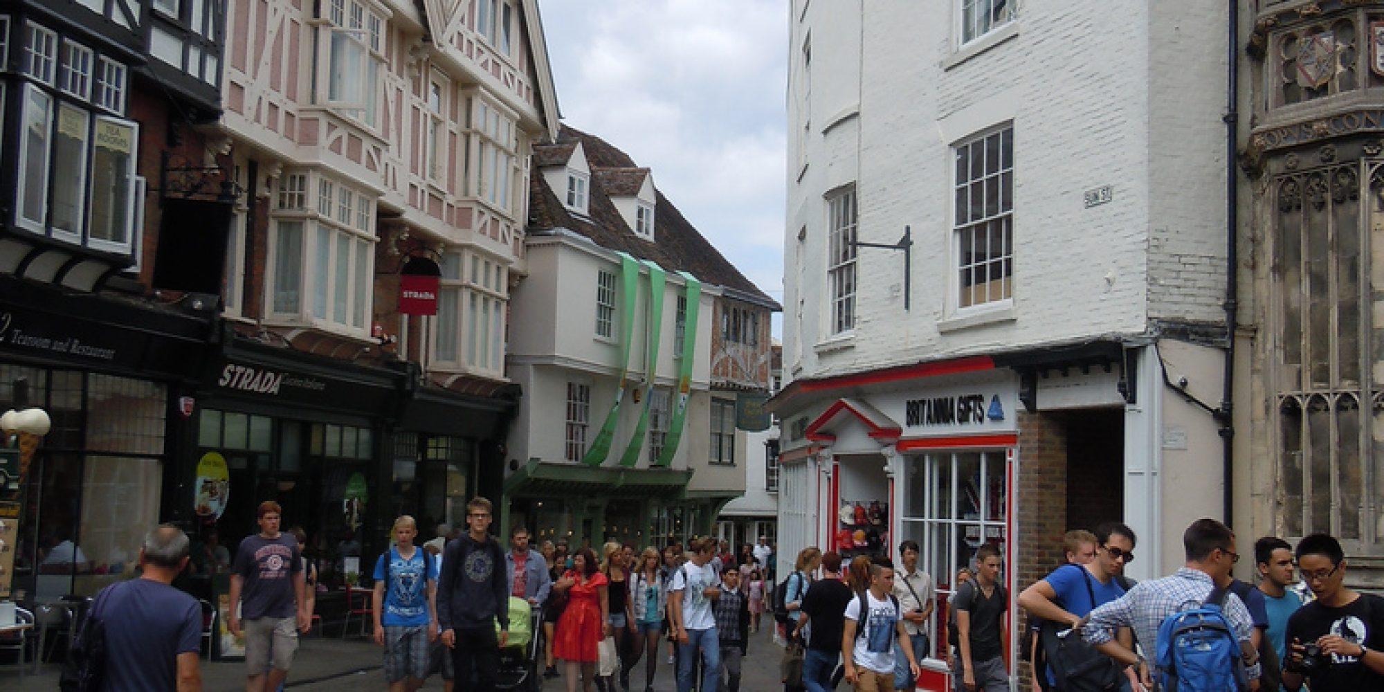Street of Canterbury